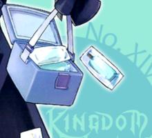 Kingdom Hearts - Xion Sticker