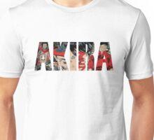 Akira Collage Logo Unisex T-Shirt