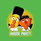 House Party on Sesame Street by TrentCurtis