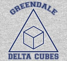 Greendale Delta Cubes Frat Kids Clothes