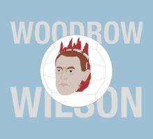 Woodrow Wilson by enfeder