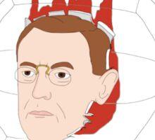 Woodrow Wilson Sticker