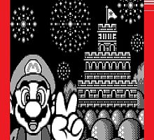 Mario Fire Works  by AlexanderCoburn