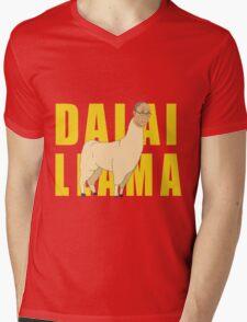 The Dalai Llama Mens V-Neck T-Shirt