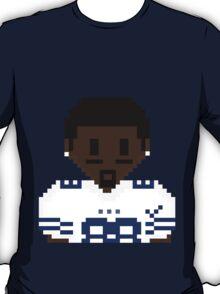 8Bit Dez Bryant 3nigma White 2 T-Shirt