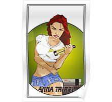 Anna Tripel Poster