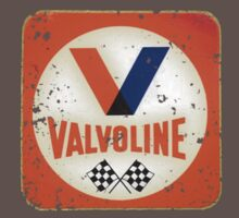 Valvoline Racing Fuel by No17Apparel