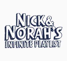 Nick and Norah's Infinite Playlist by Deborah Hwang