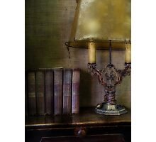 Well Read Photographic Print