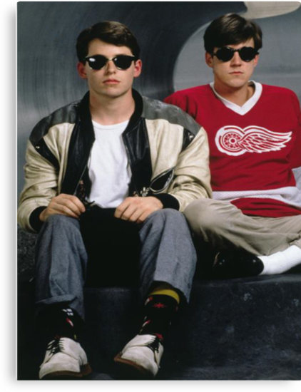 Ferris Bueller's Day Off by Deborah Hwang