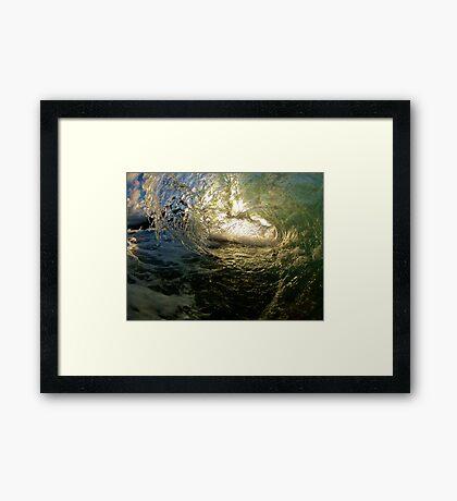 Sun master  Framed Print