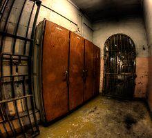 Maitland Gaol Locker Room by RetroGun