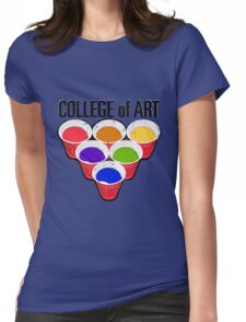 College of Art Womens Fitted T-Shirt