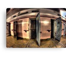 Maitland Gaol Cell Room Canvas Print