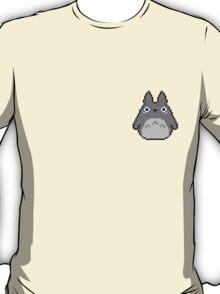 Tiny Pixel Totoro T-Shirt