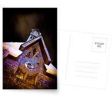 Every Hour's The Witching Hour Postcards