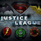 Justice League by BigRockDJ
