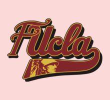 FUCLA Logo One Piece - Short Sleeve