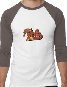 FUCLA Logo Men's Baseball ¾ T-Shirt
