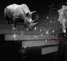 The Beast Within... by Karen  Helgesen