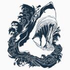 Shark Week by ccourts86