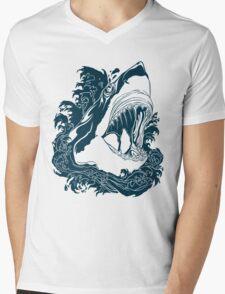 Shark Week Mens V-Neck T-Shirt