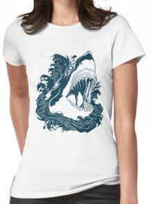 Shark Week Womens Fitted T-Shirt