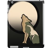 Wolf Link Moon (Twilight Princess) iPad Case/Skin