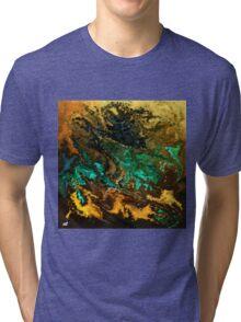 modern composition 21 by rafi talby Tri-blend T-Shirt