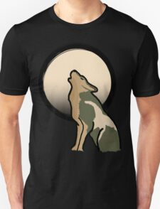 Wolf Link Moon (Twilight Princess) T-Shirt