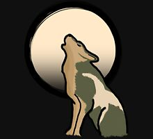 Wolf Link Moon (Twilight Princess) Mens V-Neck T-Shirt