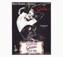 Argentinian poster of Gilda T-Shirt