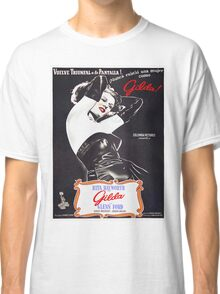 Argentinian poster of Gilda Classic T-Shirt