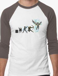 Seiya Evolution Men's Baseball ¾ T-Shirt