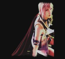 Lightning Farron by Hailey Tredo