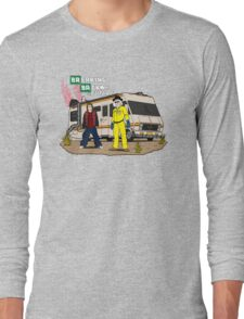 Breaking Back to the Future Long Sleeve T-Shirt