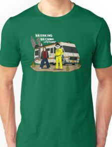 Breaking Back to the Future Unisex T-Shirt