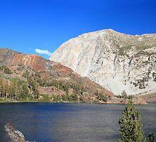 High elevation lake by zumi