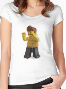 lego Women's Fitted Scoop T-Shirt