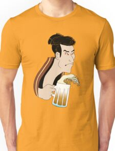 Ukiyoe Kampai! Unisex T-Shirt