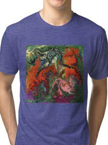modern composition 22 by rafi talby Tri-blend T-Shirt