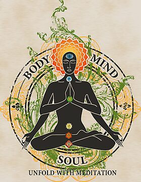 Mind Body and Soul KUNDALINI by ramanandr