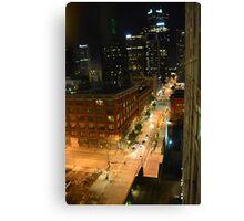 Denver Nights Canvas Print