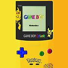 Gameboy Pokemon Yellow Color  by casecute