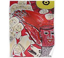 Memorrhage: Blood Burst From My Mind Poster