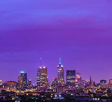Melbourne City by Yuko  Y.