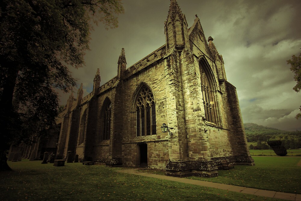 DUNKELD CATHEDRAL by leonie7