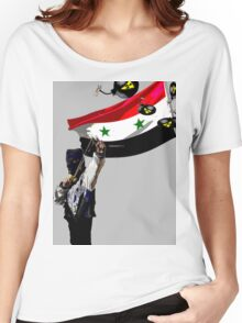 slingshot.. Women's Relaxed Fit T-Shirt