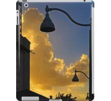 Street Lamps iPad Case/Skin