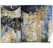 Images in Stone Poster
